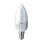 Лампа Navigator 94 480 NLL-P-C37-5-230-2,7K-E14-FR (5Вт, 220-240 В) – ІМ «Обжора»