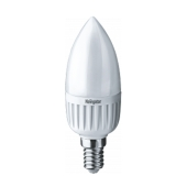 Лампа Навигатор (Navigator) 94 480 NLL-P-C37-5-230-2.7K-E14-FR (5Вт, 220-240 В) – ИМ «Обжора»