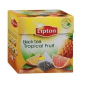 "Чай Lipton, ""Tropical Fruit"", 25 пакетиков – ИМ «Обжора»"