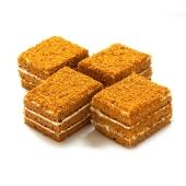 Пирожное Мариам медововое с заварным кремом 110г – ИМ «Обжора»