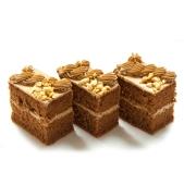 Пирожное Мариам Шоколадно-ореховое 100г – ИМ «Обжора»