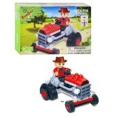 Конструктор BANBAO  8045 ферма, трактор, 52 дет. – ИМ «Обжора»