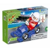 Конструктор BANBAO  8117 гоночне авто, 27 дет. – ИМ «Обжора»