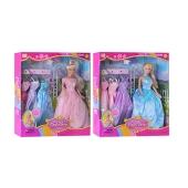 Кукла DEFA 8019 одежда, аксесуари 35 см – ИМ «Обжора»