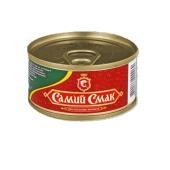 Икра лососевая Самый смак 80 г – ИМ «Обжора»