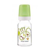 Бутылочка с рисунком Канпол (Canpol) 120 мл – ИМ «Обжора»