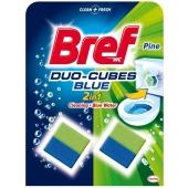 Ср-во для унитаза Бреф (Bref) DUO-Куб Хвойная свежесть 100 г – ИМ «Обжора»