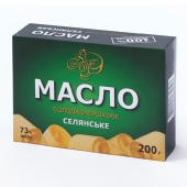 Масло Старокозачье Крестьянское 73% 200г – ІМ «Обжора»