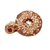 Пончик Дунатс (Donuts) заварн.крем со вкусом капучино – ИМ «Обжора»