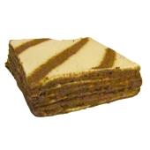Торт Ланжерон Зебра вес – ИМ «Обжора»