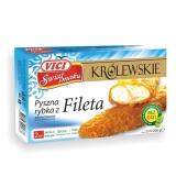 Рыбные порции из филе Вичи (Vici) Crispy fish 200 г – ИМ «Обжора»