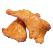 Окорочка куриные копченые – ИМ «Обжора»