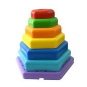 Игрушка Радужная пирамидка 39354 – ИМ «Обжора»