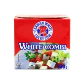 Сыр (Lucky Cow) Джерман Вайт 500 г 40% – ИМ «Обжора»