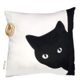 Подушка Черный кот ПД-0200 – ИМ «Обжора»