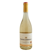 Вино Барон д'Ариньяк (Baron d'Arignac) Блан белое п/сл 0,75 л – ИМ «Обжора»