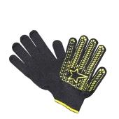 Перчатки рабочие Долони с желтой звездой ПВХ 7 – ІМ «Обжора»