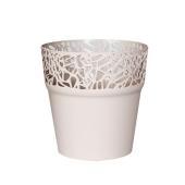 Горшок д/квітів NATURO 145 мм круглий мокка – ІМ «Обжора»