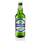 Пиво Микулин Безалкогольное 0,5 л – ИМ «Обжора»