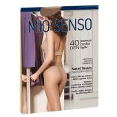 Колготки Мио Сенсо (Mio Senso)  Naked Beauty 40  cognac 4 – ИМ «Обжора»