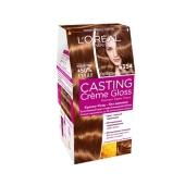 Краска для волос Лореаль (Loreal)  Кастинг Крем Глосс N6354 – ИМ «Обжора»