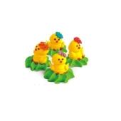 Набор декораций Маленькие цыплята 36шт – ИМ «Обжора»