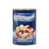 Ассорти фасоли Белла Наполи (Bella Napoli) 400г – ИМ «Обжора»