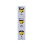 Пластинки против Рейд (Raid) мух для фумигатора 10 шт – ИМ «Обжора»