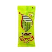 Станки для бритья Бик (Bic) pure lady 4шт – ИМ «Обжора»