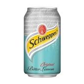 Вода Швепс (Schweppes) Биттер-Лимон  0,33 л – ИМ «Обжора»