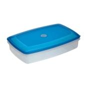 Ёмкость для морозилки Пласт Теам (Plast Team) топ бокс 2,7л 1081 – ИМ «Обжора»