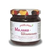 Фрукты Здорова Родина Малина+Шиповник с сахаром 220г – ИМ «Обжора»