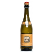 Вино игристое Сантини (Santini) Ламбруско Бьянко белое п/сл 0,75 л – ИМ «Обжора»