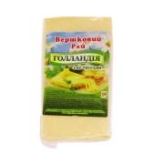 Сыр Голландский Вершковый рай  45% 150 г – ИМ «Обжора»