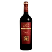 Вино Gran Castillo Шираз красное полусухое 0,75 л – ИМ «Обжора»