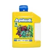 Удобрения Агрикола для декоративных растений 250 мл 04-441 – ИМ «Обжора»