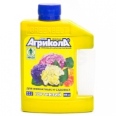 Удобрение Агрикола Аква для комн-х и садовых гортензий 250 мл 04-449 – ИМ «Обжора»