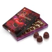 Конфеты Бисквит-шоколад (ХБФ) вишня заспиртованная в шоколаде 285 г – ИМ «Обжора»