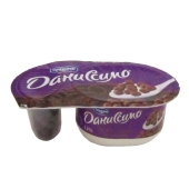Йогурт Данон Даниссимо Фантазия какао/шарики 98 г – ИМ «Обжора»