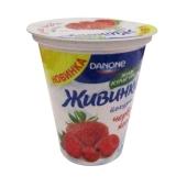 Йогурт Данон Живинка микс красных ягод 1,5% 280 г – ИМ «Обжора»