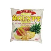Йогурт Килия манго-ананас 2,5% 500г – ИМ «Обжора»