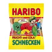 Конфеты Харибо (Haribo) frucht and cola 175 г – ИМ «Обжора»