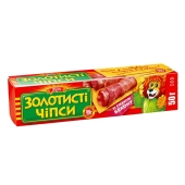 Чипсы Золотистые бекон 50 г – ИМ «Обжора»