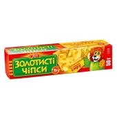 Чипсы Золотистые сыр 50 г – ИМ «Обжора»