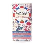 Чай Ловаре (Lovare) Англйский квартет 24п*2г – ИМ «Обжора»