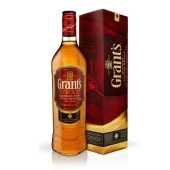 Виски Грантс (Grants) Family Reserve 0,7 л 43% – ИМ «Обжора»