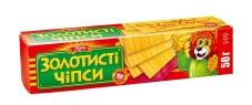 Чипсы Жайвир Золотистые класика 50 г – ИМ «Обжора»