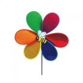 Ветрячок M 0789 квітка, 4 види,  38-38 см – ИМ «Обжора»