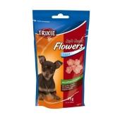 Лакомства для собак Трикси (Trixie)  Софт Снек Flowers ягненок/курка 75 г, – ИМ «Обжора»
