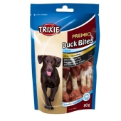 Лакомства для собак Трикси (Trixie) PREMIO Duck Bites с уткой 80 г – ИМ «Обжора»